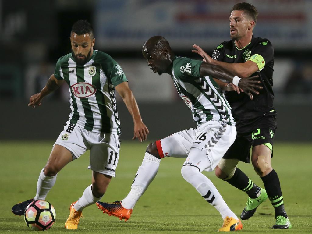 Liga: V. Setúbal-Sporting