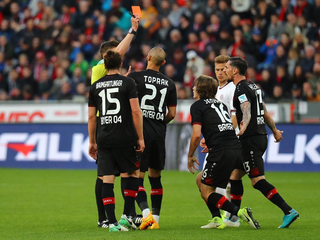 Leverkusen-Bayern Munique (Reuters)