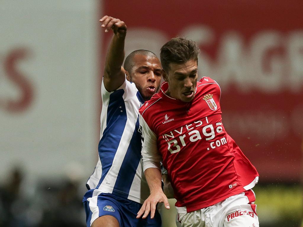 Sp. Braga-FC Porto (Lusa)