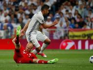 Real Madrid-Bayern Munique (Reuters)