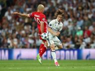 Real Madrid-Bayern Munique (Reuters)