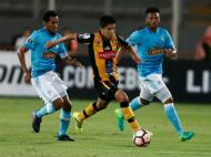 Sporting Cristal-The Strongest (Reuters)