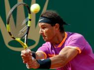 Monte Carlo: Nadal (Reuters)