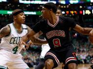 Boston Celtics-Chicago Bulls (Reuters)