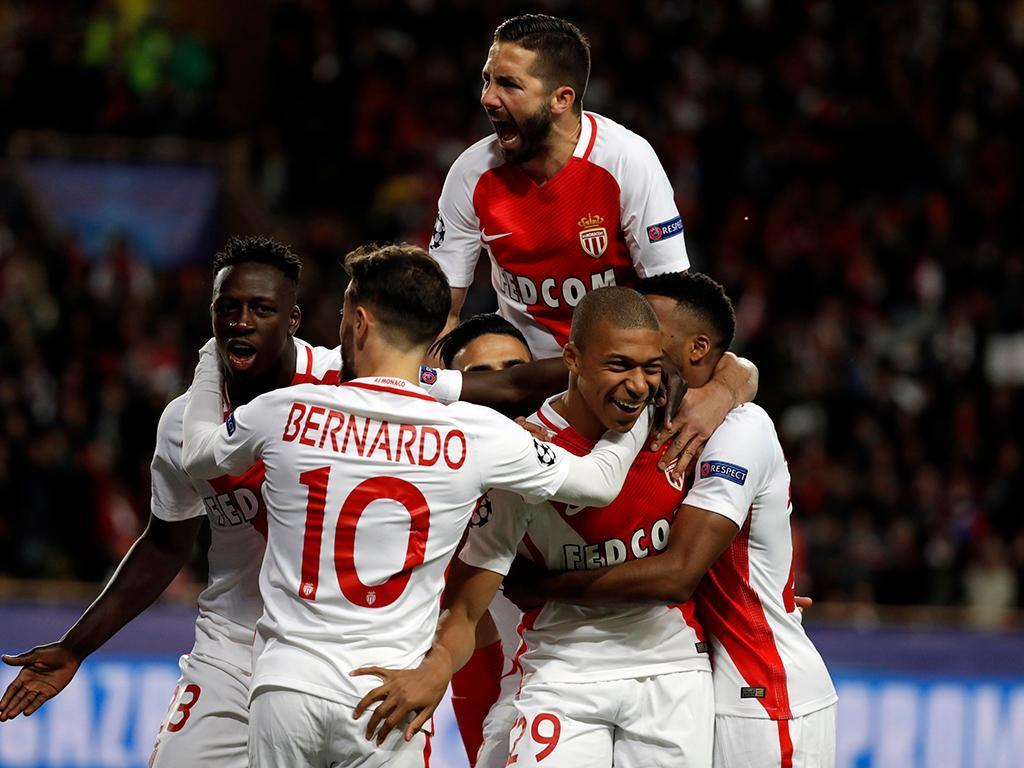 Mónaco-Dortmund (Reuters)