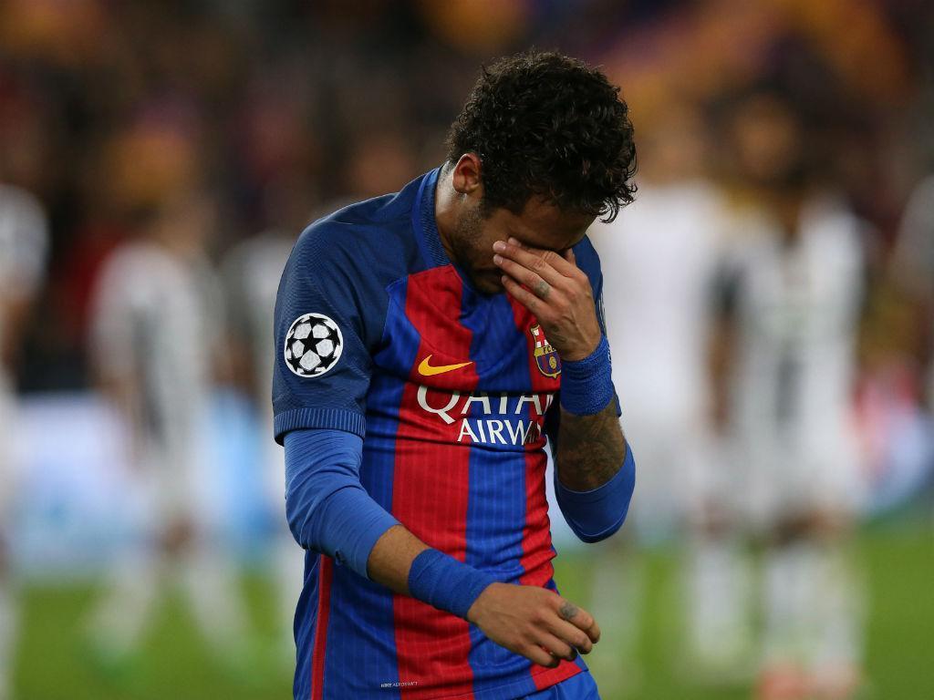 Barcelona desiste de ter Neymar no clássico