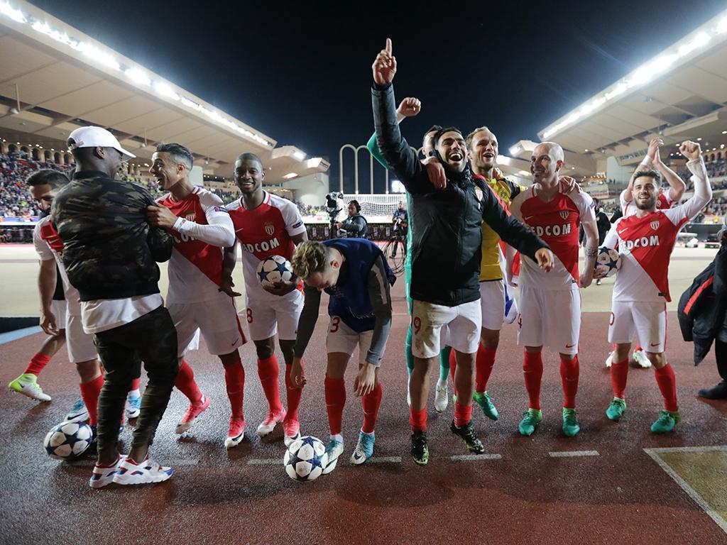 Mónaco elimina Dortmund (Reuters)