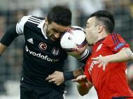 Liga Europa (Reuters)