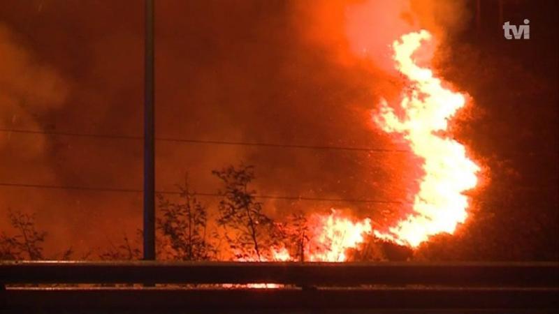 Incêndios voltam a atingir Vila Real