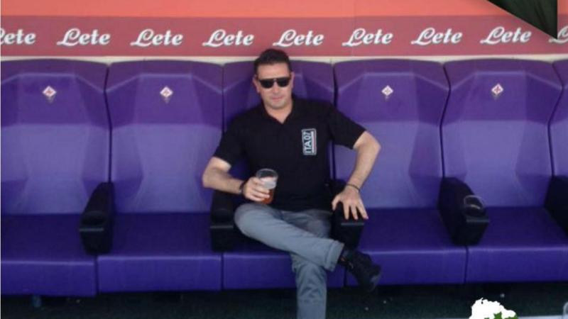 Marco Ficini foi atropelado mortalmente junto ao Estádio da Luz
