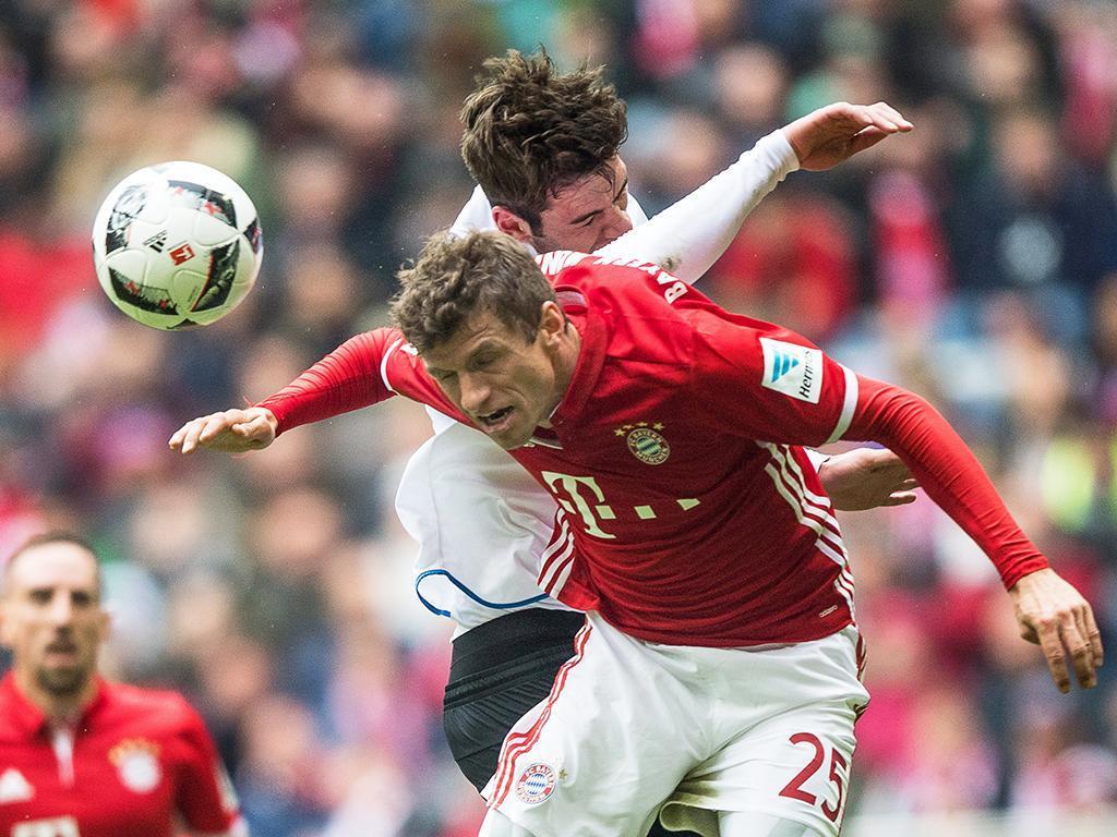 Bayern Munique-Mainz (Lusa)