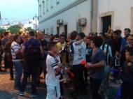 Portimão comemora regresso à Liga