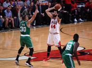 Chicago Bulls-Boston Celtics (Reuters)