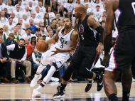 Utah Jazz-Los Angeles Clippers (Reuters)