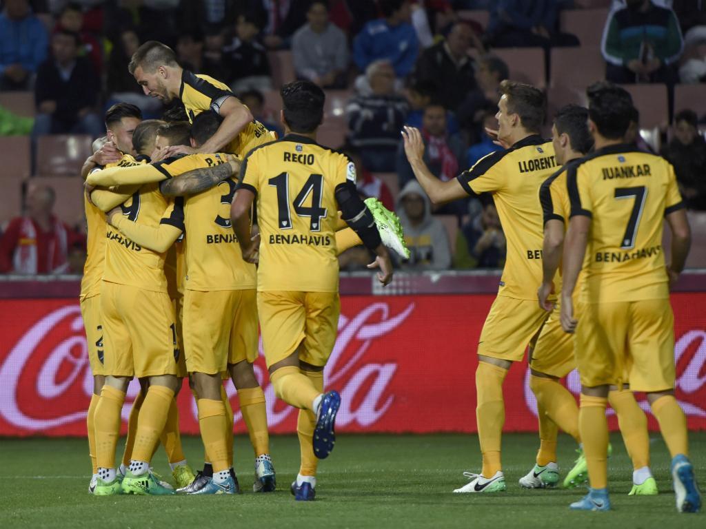 A jornada da Liga espanhola