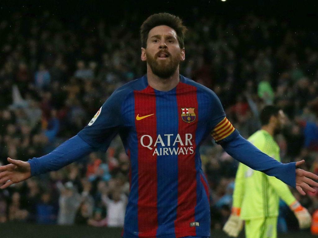 Barcelona-Osasuna ( Messi ) (Reuters)