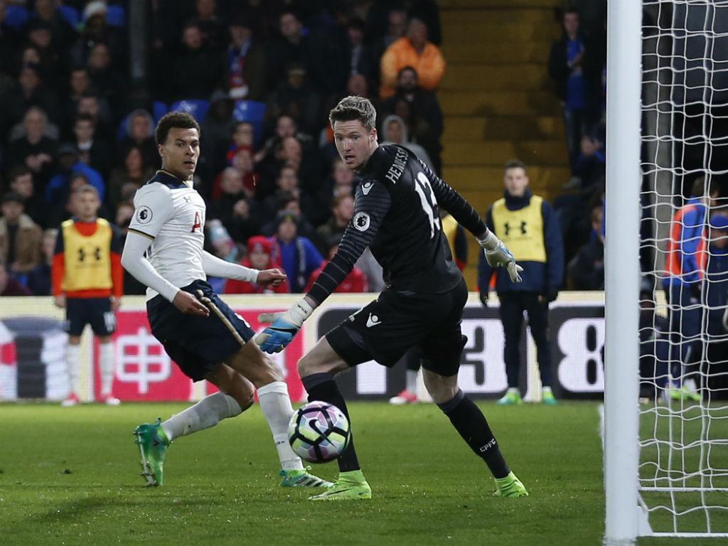 Crystal Palace-Tottenham (Reuters)