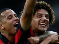 Atletico Paranaense-Flamengo (Reuters)