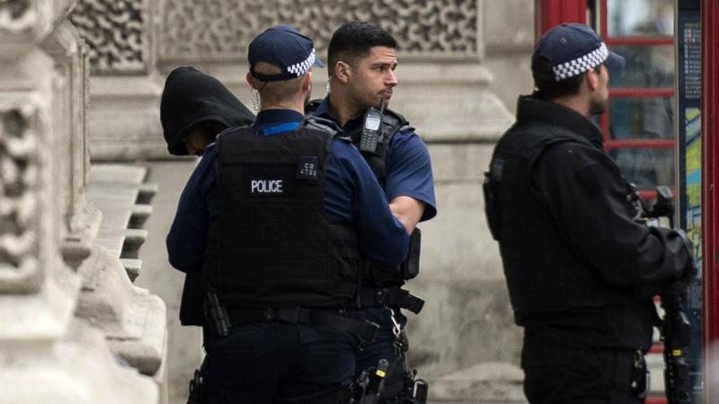 Ameaça de ataque terrorista em Londres