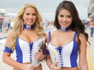 Grid Girls no MotoGP