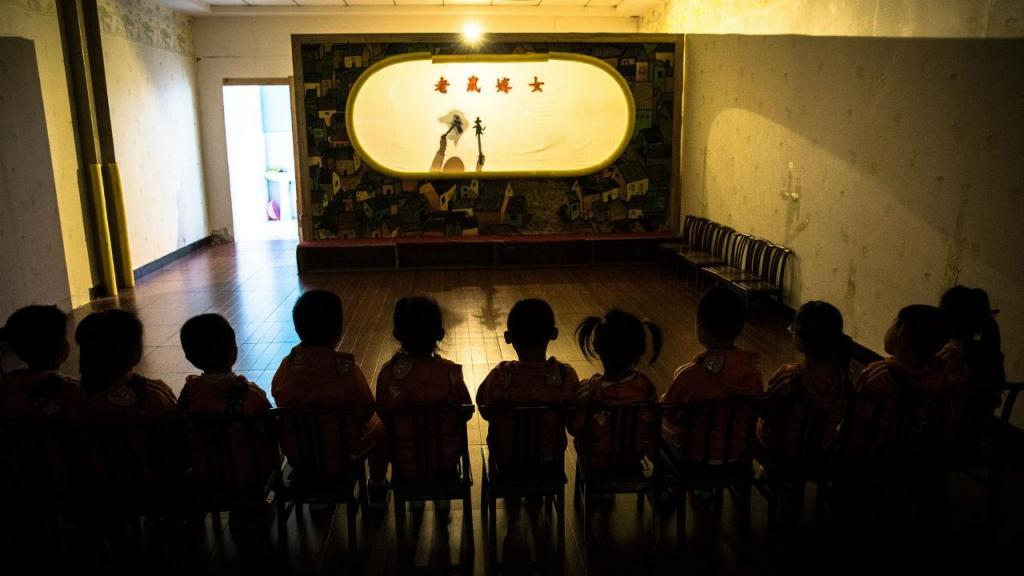 Crianças - China