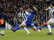 West Bromwich - Leicester City (Reuters)