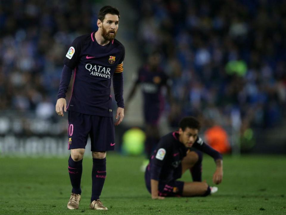 Messi: «Não sei se o Barça fez todo o possível para Neymar voltar»