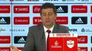 Vitória fala de Messi e Bas Dost para elogiar Jonas