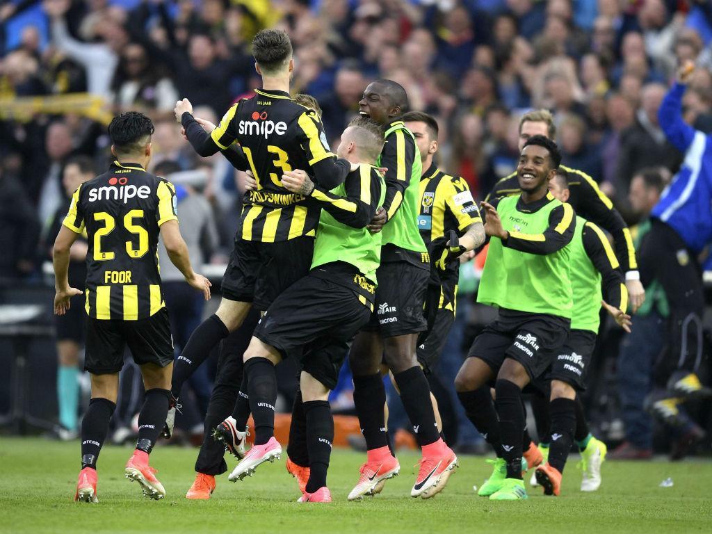 Alkmaar-Vitesse (Lusa)