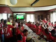 A festa do D. Aves num restaurante do Funchal (Foto Raul Caires)
