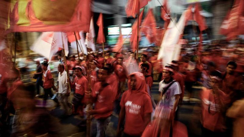 Dia do Trabalhador - Filipinas
