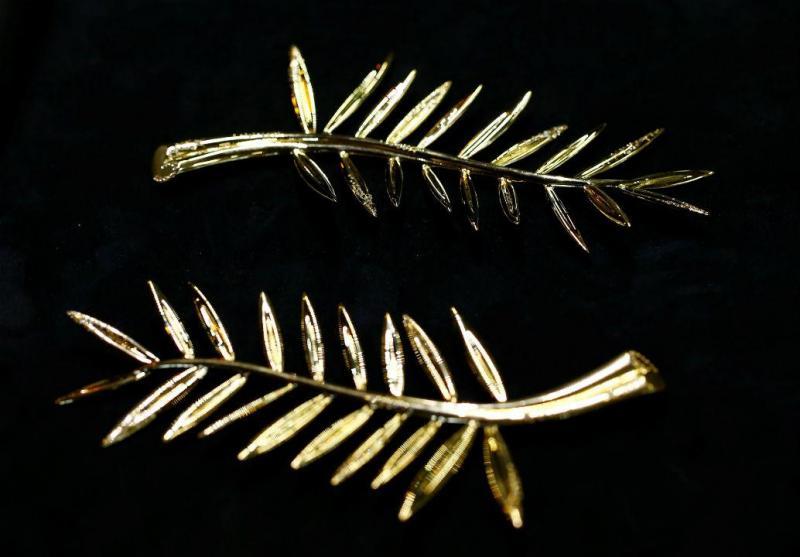 Festival de Cannes cria Palma de Ouro com diamantes para os 70 anos