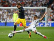 Real Madrid-Atlético Madrid (Reuters)