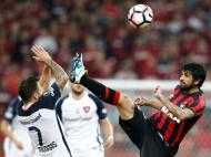 Atletico Paranaense-San Lorenzo (Reuters)