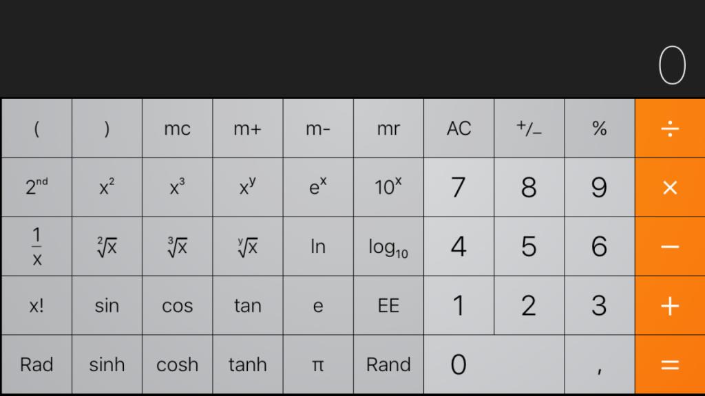 """Jovem de 19 anos revela """"segredo"""" da calculadora do iPhone"""