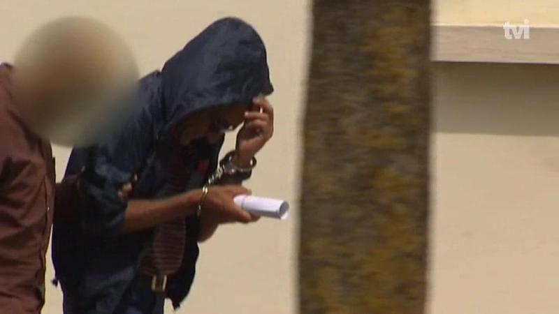 Suspeitos da morte de taxista ouvidos em tribunal