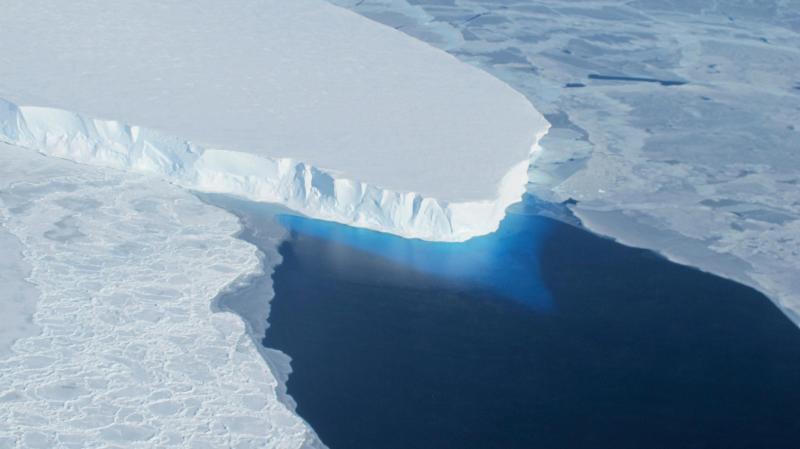 Estes glaciares não são apenas gelo: são fragilidade e beleza