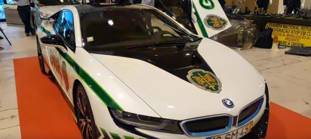 BMW i8 da GNR