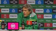 «Vídeo-árbitro? Estamos à frente no futuro do futebol»