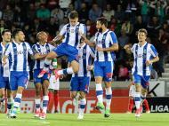 Marítimo-FC Porto (Lusa)