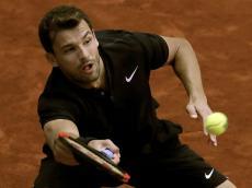Ténis: Grigor Dimitrov testa positivo à covid-19