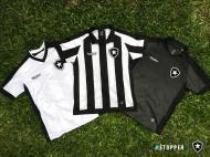 Botafogo (os três equipamentos)