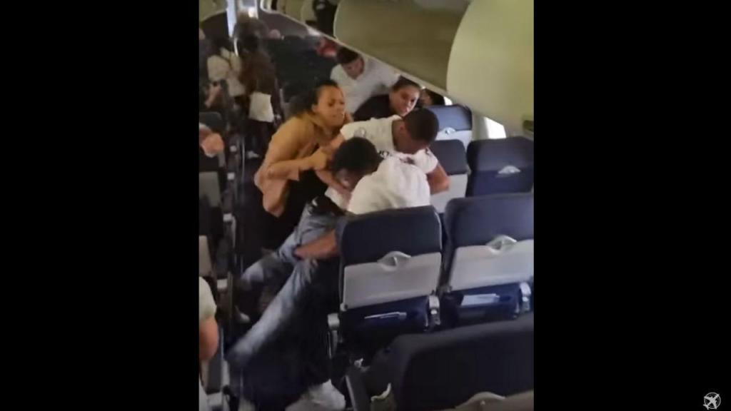 Incidente a bordo de voo da Southwest Airlines