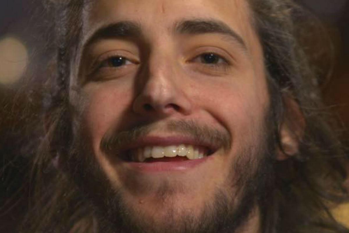 Salvador Sobral na Selfie