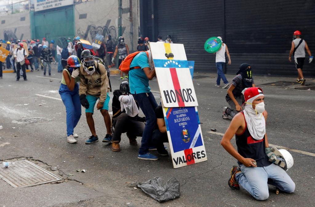Venezuela: manifestações provocam um morto e centenas de feridos