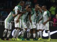 Atletico Nacional-Chapecoense (EPA/Luis Eduardo Noriega