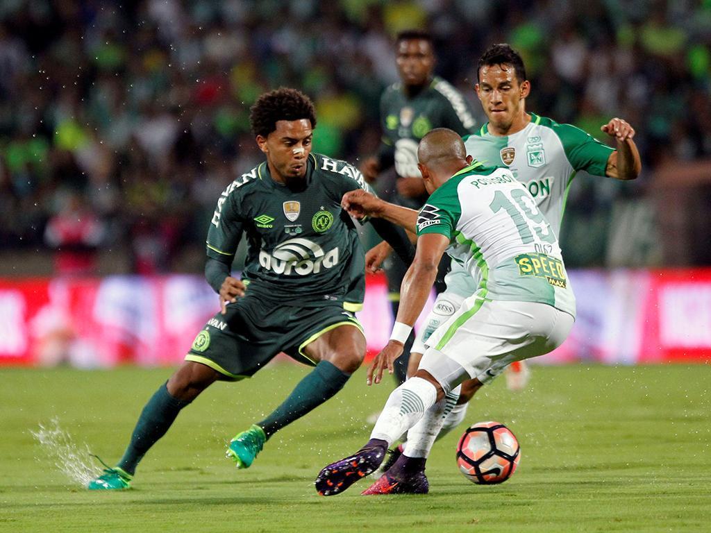 Atlético Nacional-Chapecoense (Reuters)