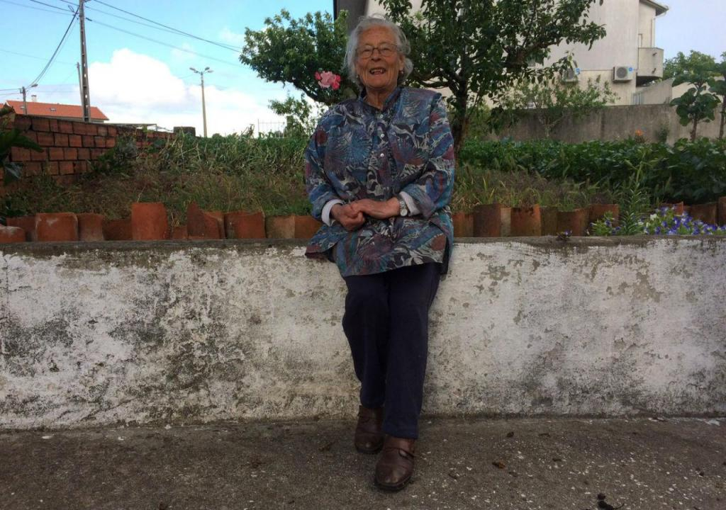 Maria do Rosário conta que o sogro viu Nossa Senhora