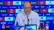 A reação de Nuno ao reatamento de relações com o Sporting