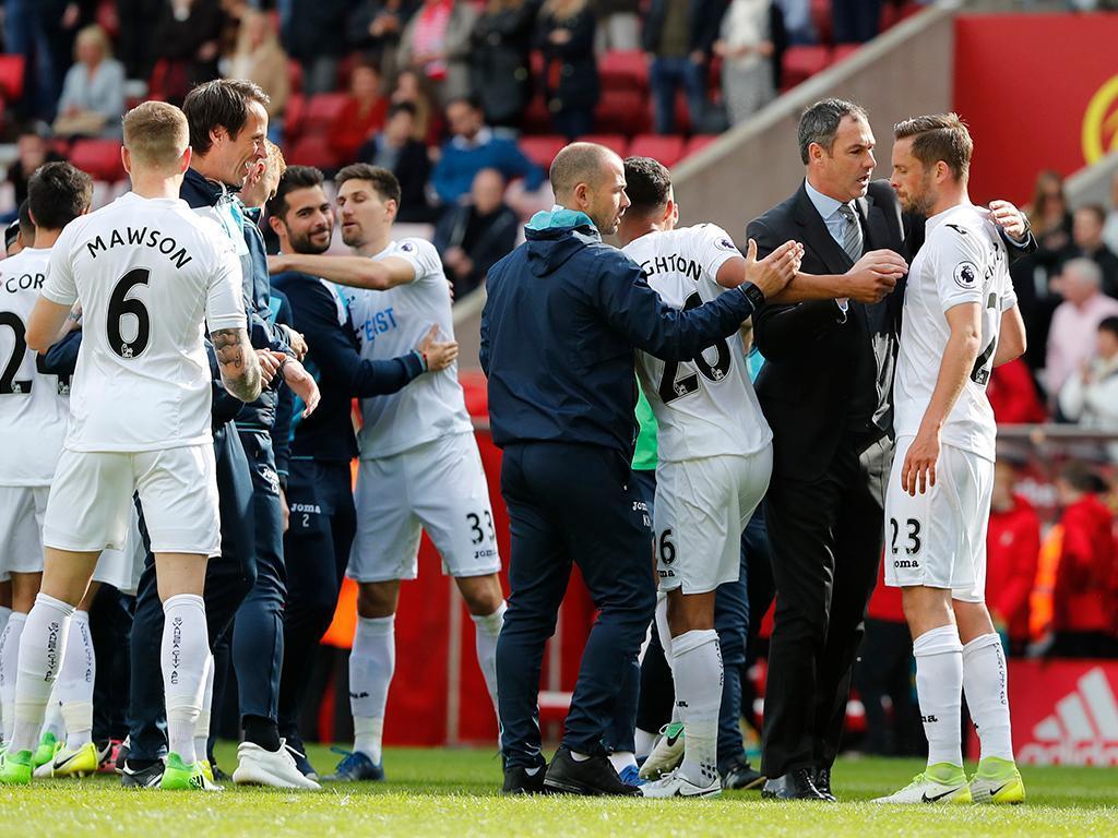 Sunderland-Swansea (Reuters)